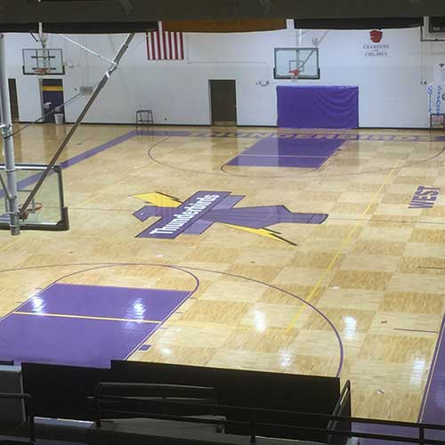 Bellevue West High School