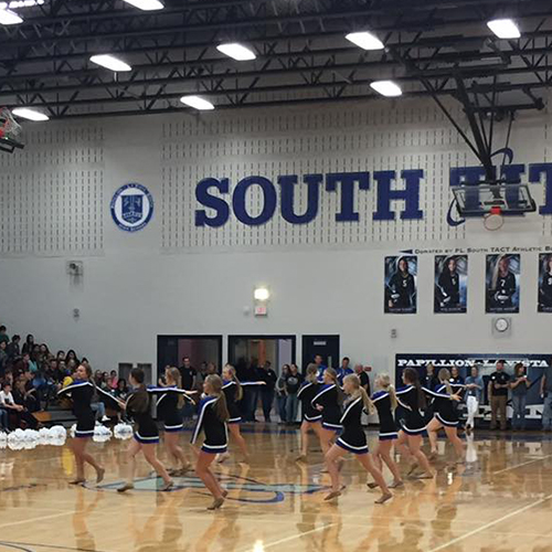 Papillion-La Vista South High School