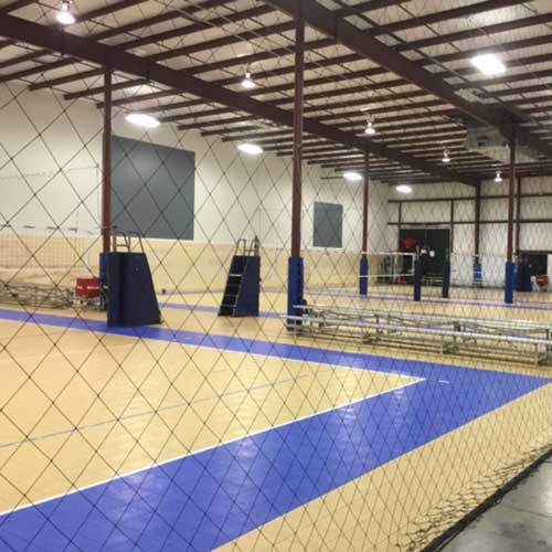 Factory Volleyball
